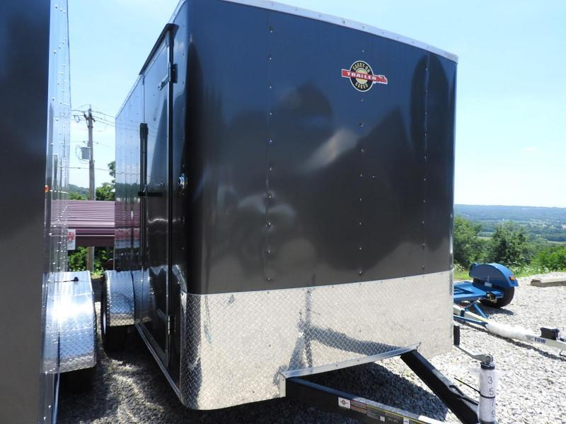 "2018 Carry-On 7x12CGRCM3k 9"" Extra Height Enclosed Cargo Trailer"