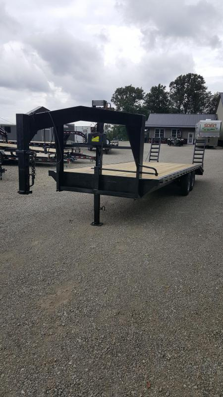 1999 Hurst Trailers 25 Equipment Trailer