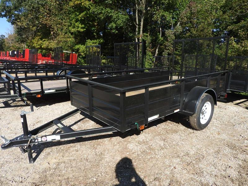 2019 Carry-On 5x10SSG Utility Trailer