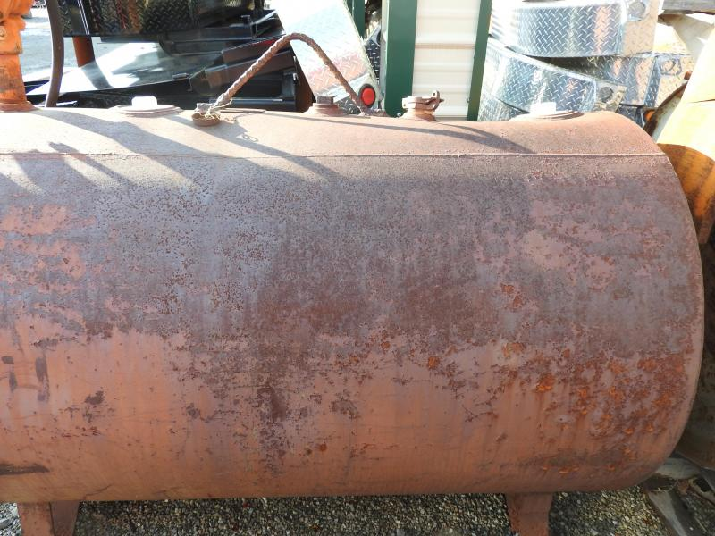 Hamilton Fuel Tank 275 Gallon Tank with Pump - Tank #1