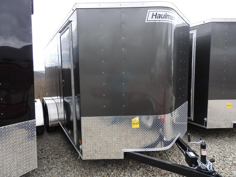 "2019 Haulmark PPT7x16DT2 6"" Extra Height Enclosed Cargo Trailer"