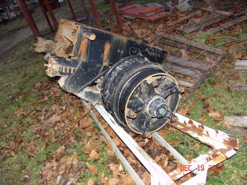 25k Lift Axle For Trailer : Inventory flatbed and dump trailers for sale in ohio at