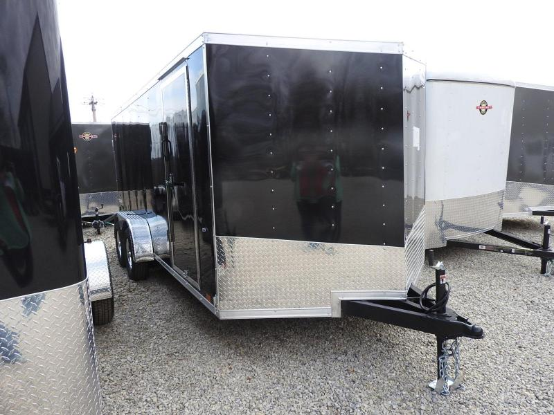 2020 Formula Trailers Conquest 7 x 16 Enclosed Cargo Trailer