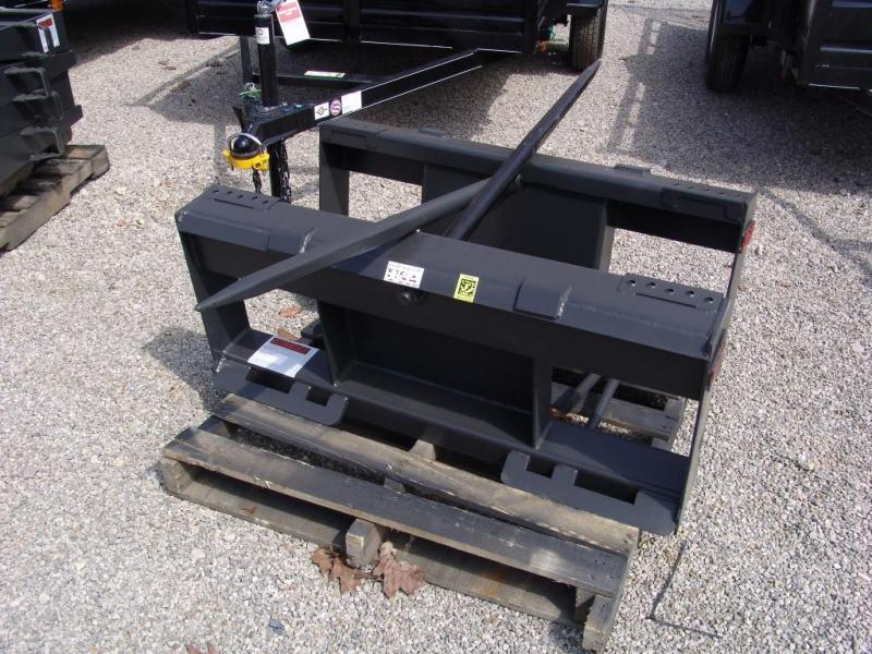 2014 SOEC Hay Bale Spear Skid steer Hay Bale Spear