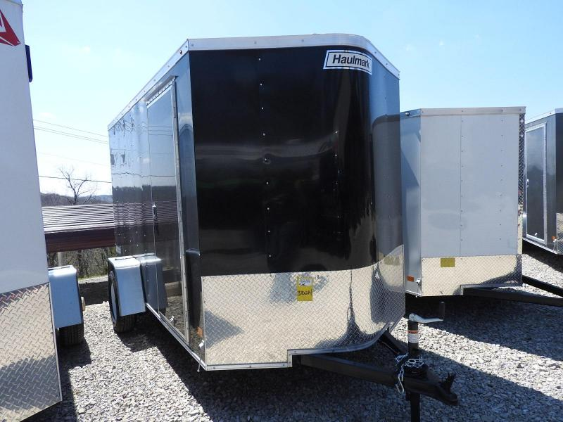 "2019 Haulmark PPT 6x12 6"" Extra Height Enclosed Cargo Trailer"