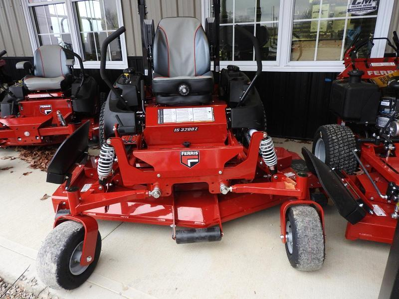 "2018 Ferris Mowers IS 3200Z 37HP 61"" Cut"
