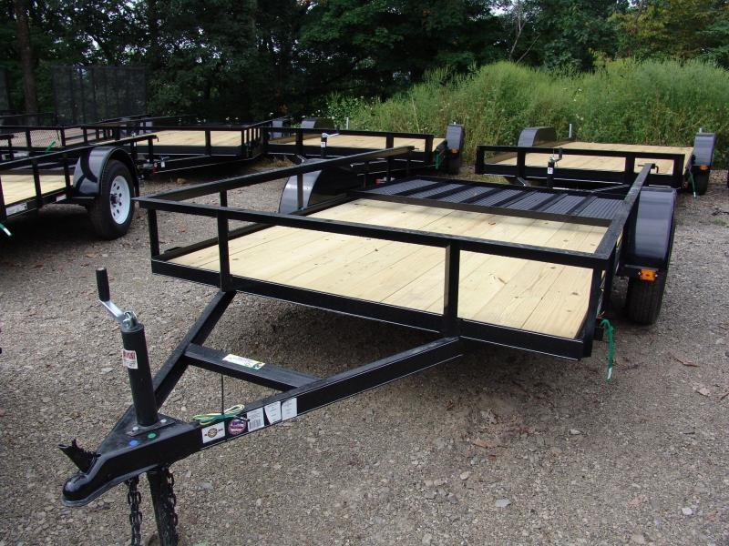 2018 Carry-On 6x10 GW Utility Trailer