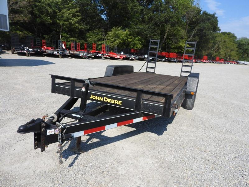 2016 Carry-On 7x18HDEQDTFR-14K Utility Trailer
