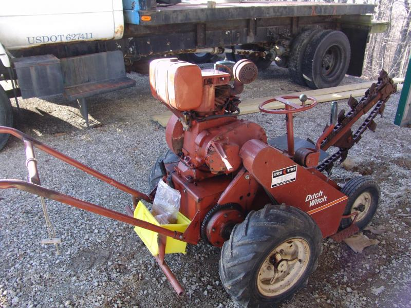 1980 Other Ditch Witch M  Series Trencher Great Shape