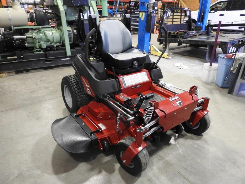 Demo - 2019 Ferris Mowers ISX 800 61