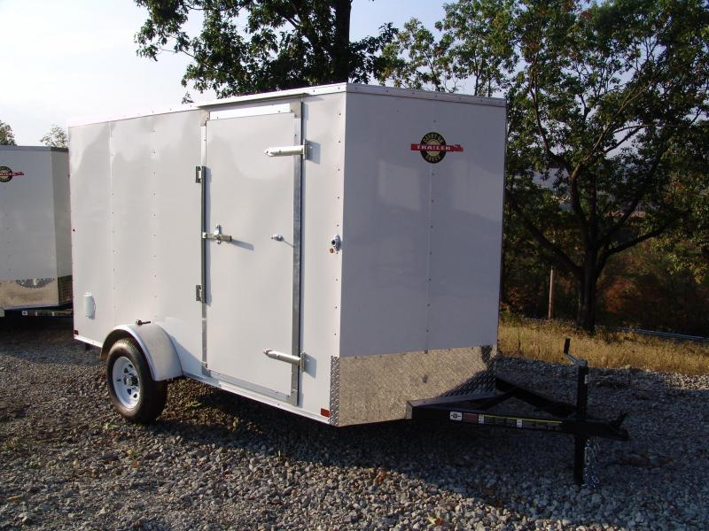 2015 Carry-On 6x12CGREV Cargo / Enclosed Trailer