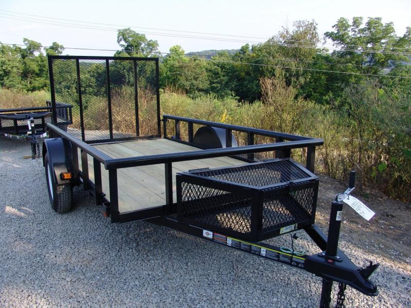 2016 Carry-On 5.5x10 GWPTLED Utility Trailer