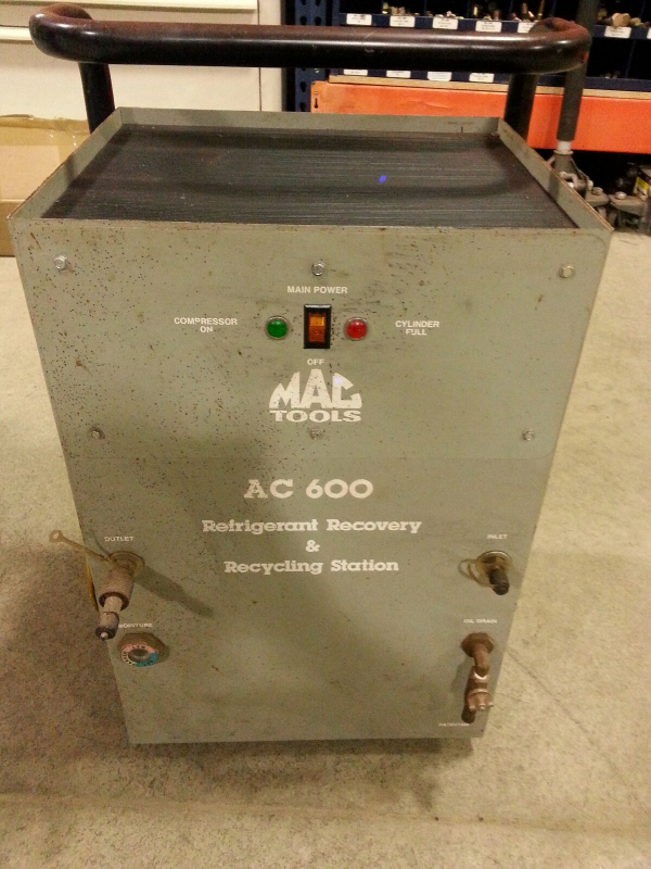 Mac Tools AC 600