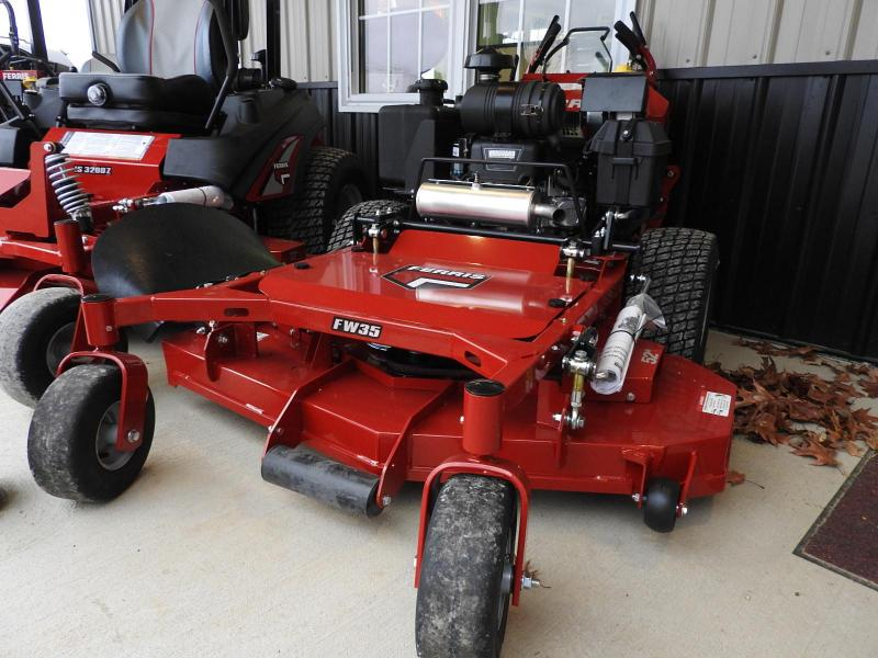 "2018 Ferris Mowers FW35 28HP 52"" Cut Lawn"
