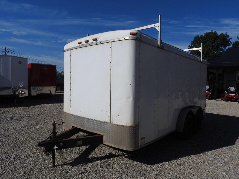 2005 Roadmaster RME 7x14TA Enclosed Cargo Trailer