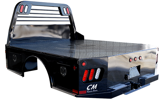 "CM SK 8'6""/84/58/42 2RTB Truck Bed / Equipment"