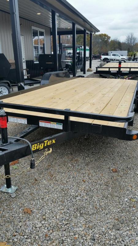 2016 Big Tex Trailers 70CH-20 Car / Racing Trailer