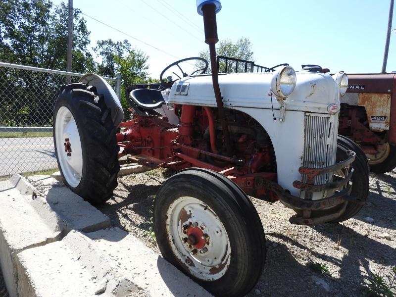 Ford 8N Tractor 3 point hitch and 540 PTO