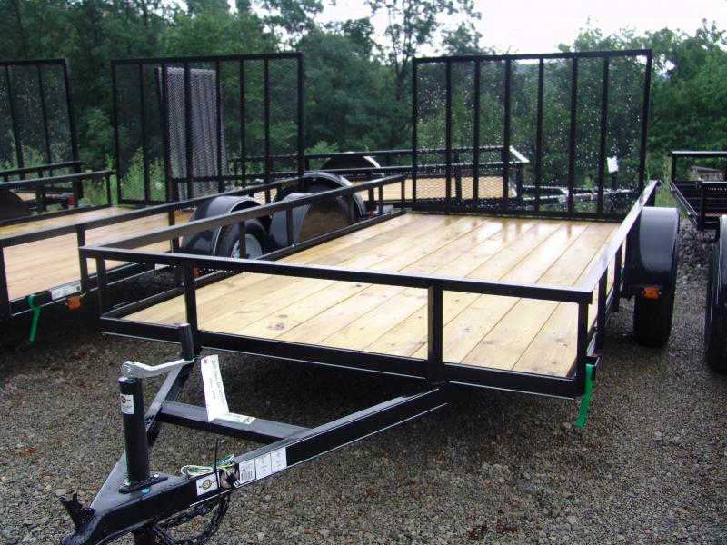 Utility Landscape Trailers Flatbed And Dump Trailers