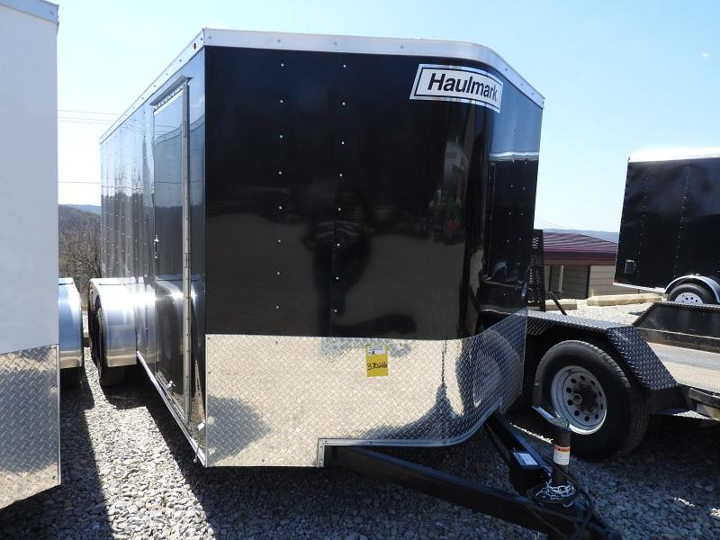 2018 Haulmark PPT 7x16 Enclosed Cargo Trailer