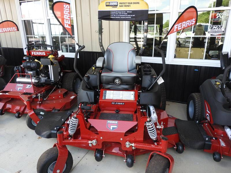 "DEMO 2018 Ferris Mowers IS 2100Z 28HP 61"" Cut  Lawn"