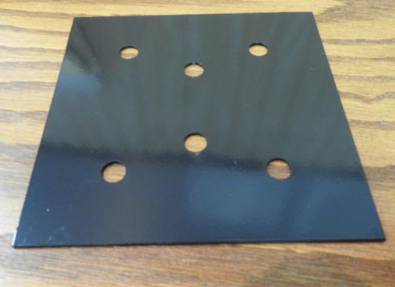 D Ring Backing Plate Item 83607