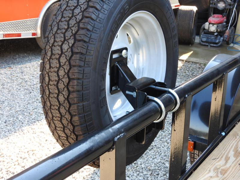 Carry On 628 Spare Tire Carrier | Flatbed and Dump Trailers For Sale in Ohio at Equipment ...
