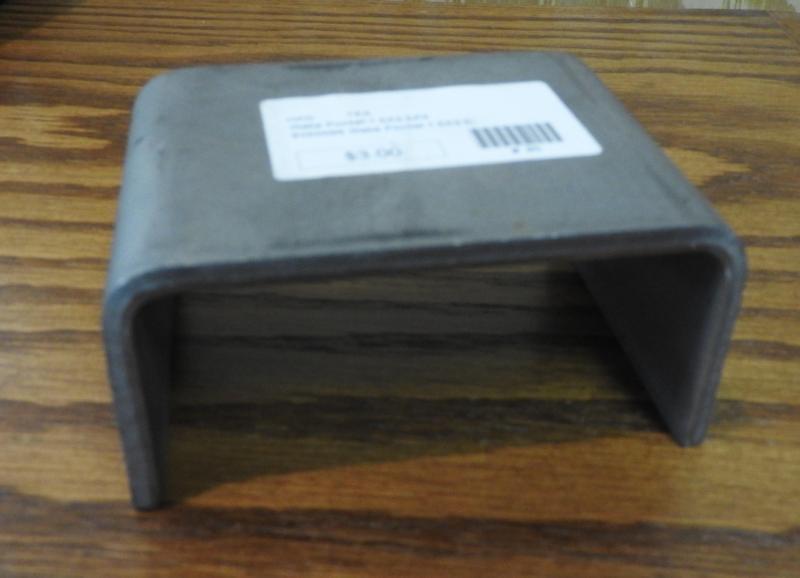 Weld on Stake Pocket 1.5 x 3.5 x 3