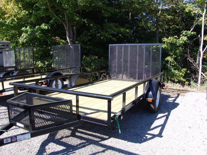 Cash special 2014 carry on gwpt utility trailer for 5x10 wood floor trailer