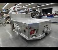 """CM ALSK 8'6""""/84/56/38 Truck Bed"""