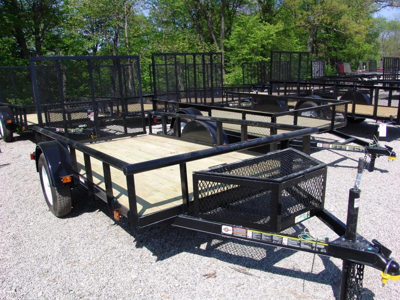 Specials trailers for sale in ohio for 5x10 wood floor trailer