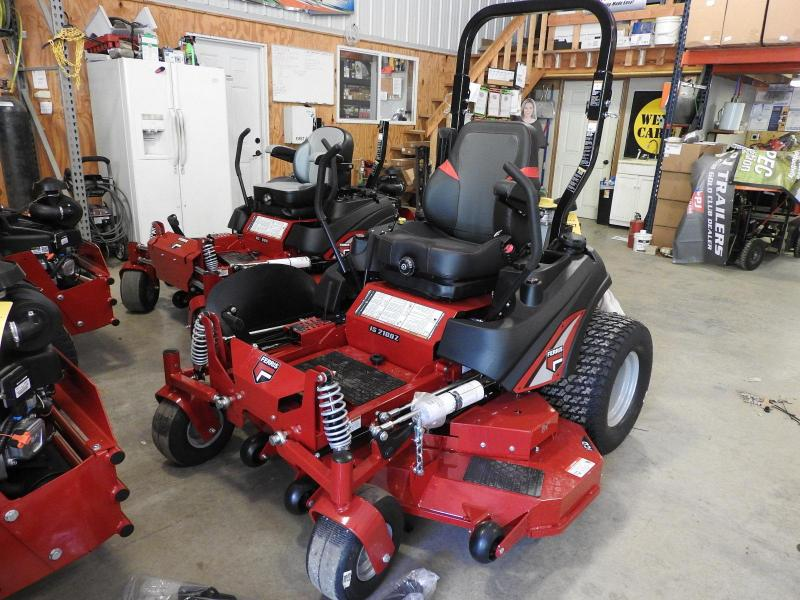 2019 Ferris Mowers IS 2100Z 28HP 61