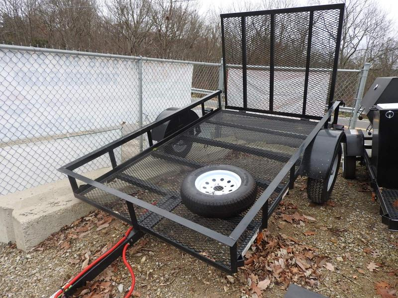 2014 Carry-On 5x8SP Utility Trailer