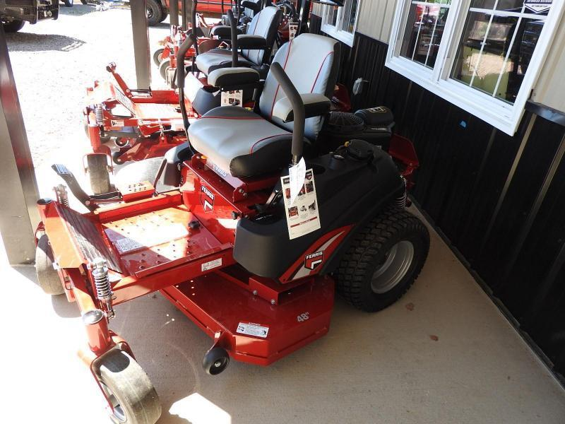 "2018 Ferris Mowers 400S KAW 21.5HP 48"" Cut"
