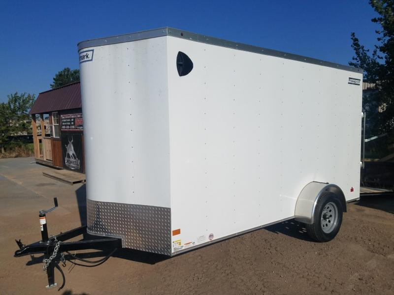 2019 Haulmark PP612S2-D Enclosed Cargo Trailer