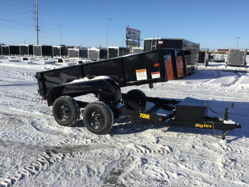 2019 Big Tex Trailers 5x10 Dump Trailer