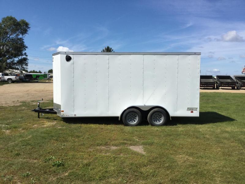 2020 Haulmark 7x16pp Enclosed Cargo Trailer