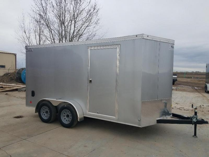 2019 Haulmark TSTV714TA2 Enclosed Cargo Trailer