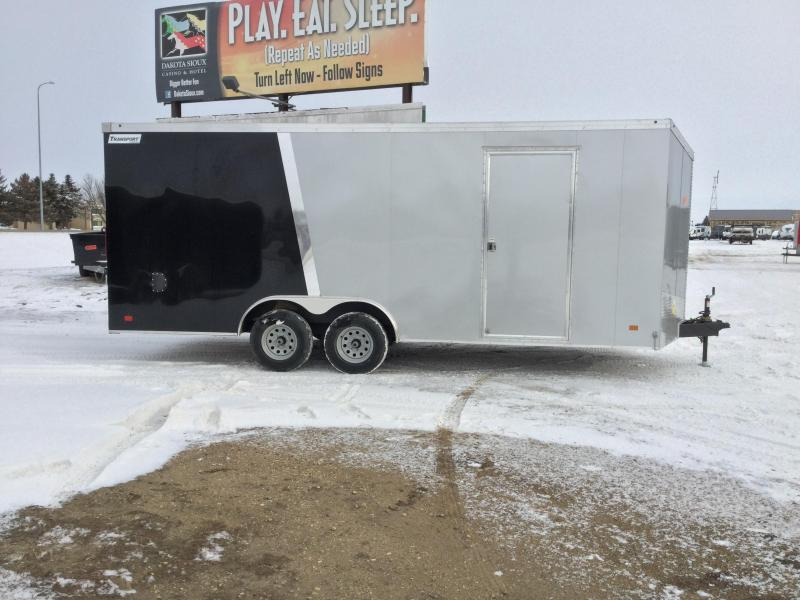 2019 Haulmark 8.5x20 Enclosed Cargo Trailer