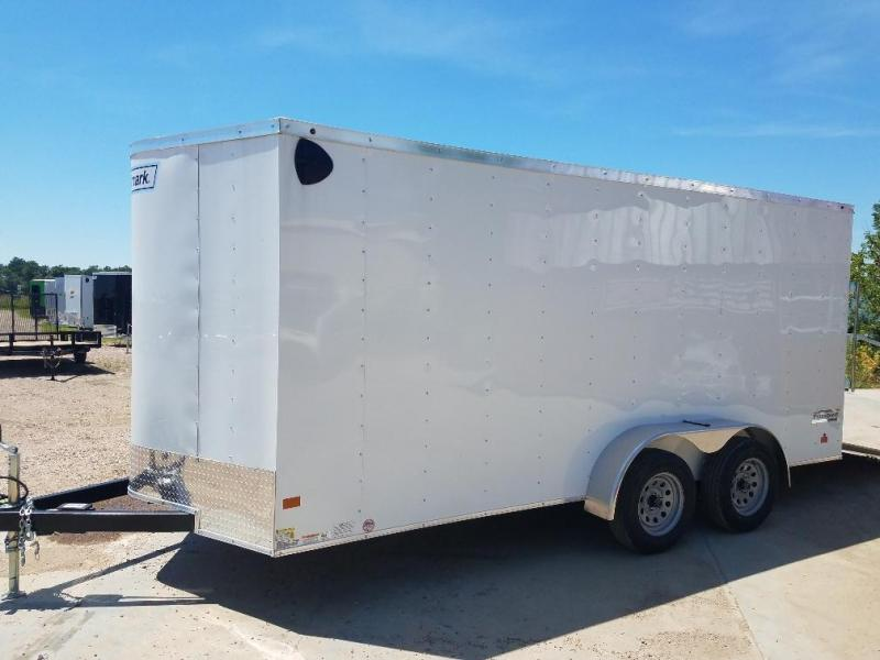 2019 Haulmark PP7X16T2-D Enclosed Cargo Trailer