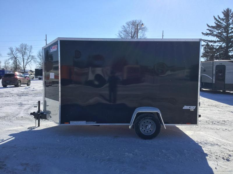 2019 Pace American 7x12 Enclosed Cargo Trailer