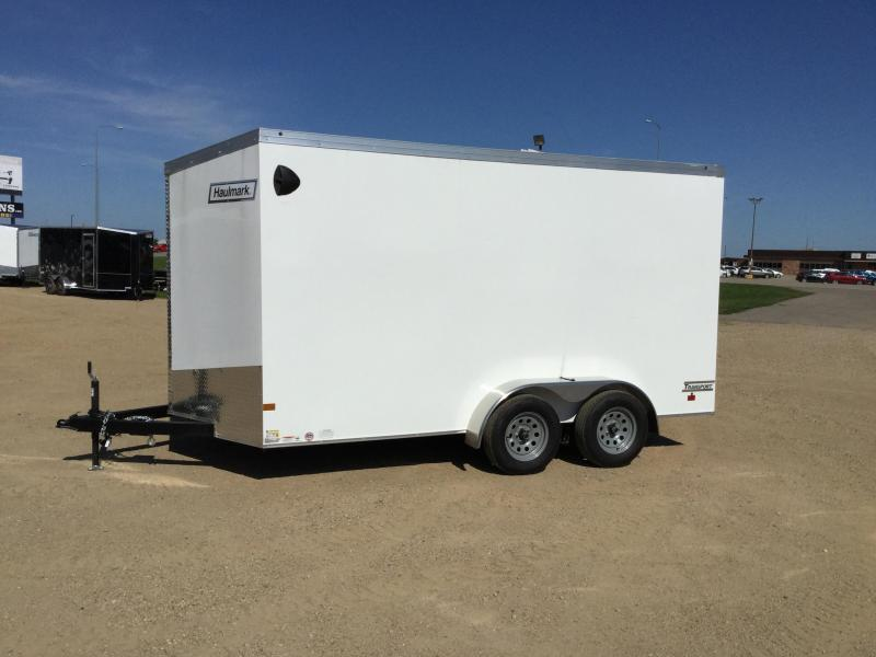 2019 Haulmark 7x14TSV Enclosed Cargo Trailer