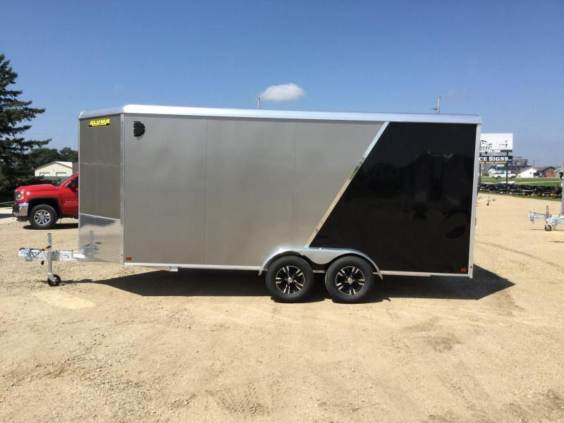 2020 Aluma 7x16TA Enclosed Cargo Trailer