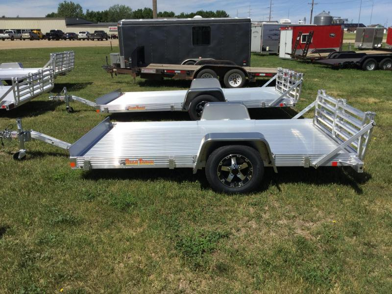 2018 Bear Track Products 65x10 Utility Trailer