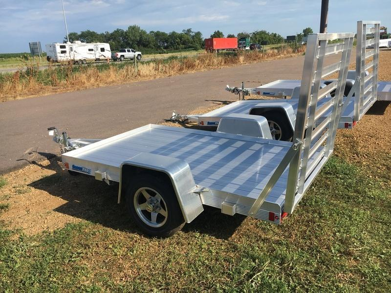 2017 CargoPro Trailers 5x8 Sprint Series Ultility - ON THE LOT SIOUX FALLS!