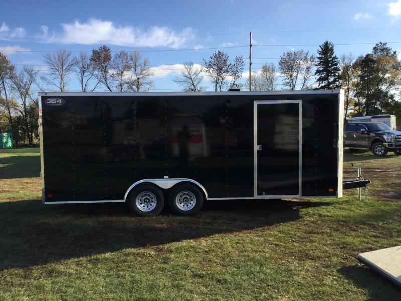 2019 Octane Trailers 8.5x20 Enclosed Cargo Trailer