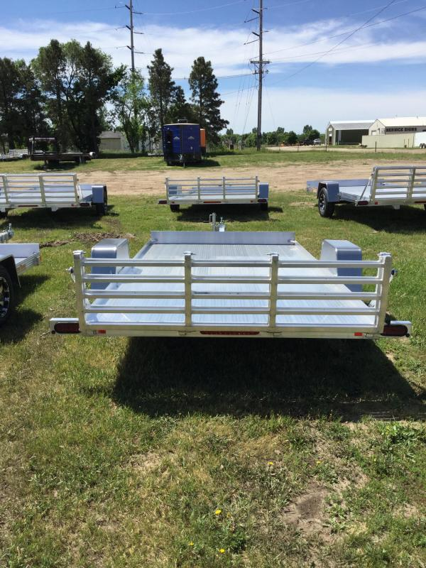 2018 Bear Track Products 65x12 Utility Trailer