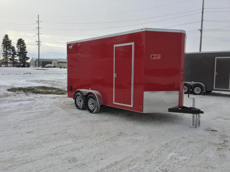 2019 Octane Trailers 7x14 Enclosed Cargo Trailer