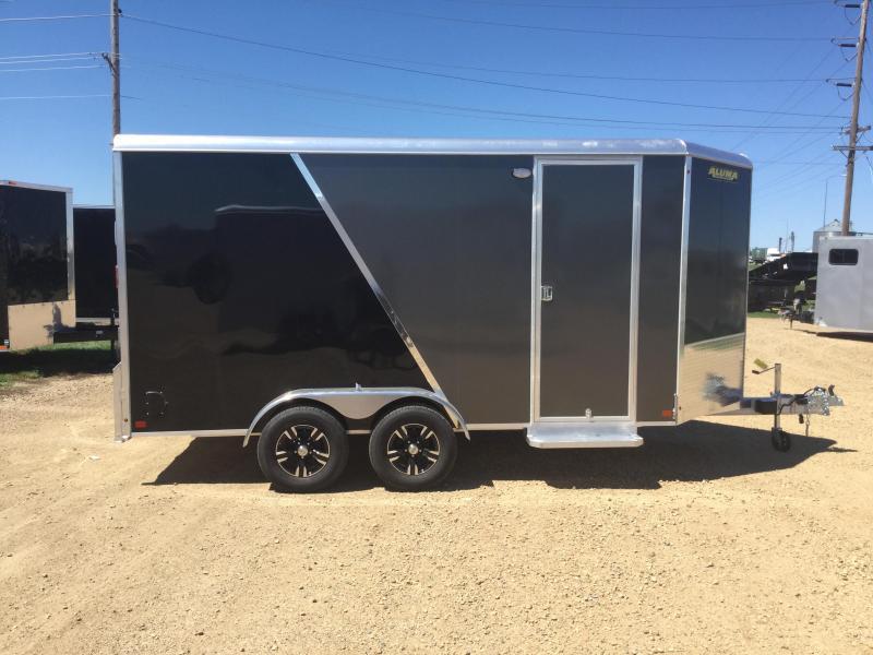 2019 Aluma 7x14 Enclosed Cargo Trailer