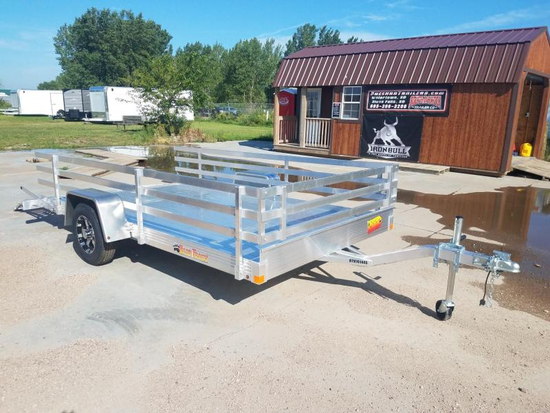 2019 Bear Track BTU76144 ATV Trailer